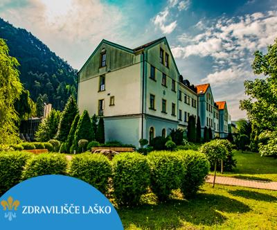3-dnevno razvajanje v Hotelu Zdravilišce Laško 4*