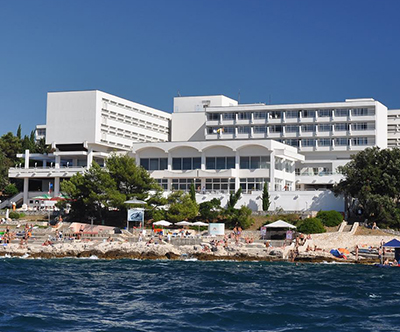 3-dnevni morski oddih za 2 osebi v Hotelu Brioni