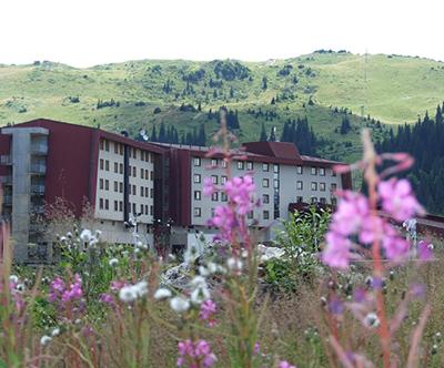 3-dnevni oddih za 2 osebi v hotelu Bistrica na Jahorini
