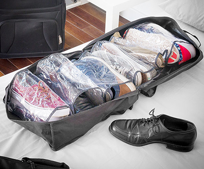 Prakticna potovalna torba za obutev Gadget Travel
