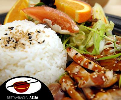 Kitajski restavraciji Azija Tezno