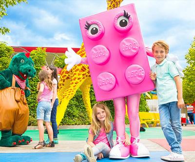 Poletje & jesen v pravljicnem Legolandu z goHolidays!