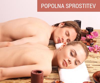 poletna masaža