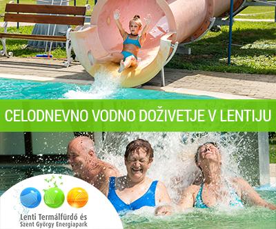 Termalno kopališče Lenti