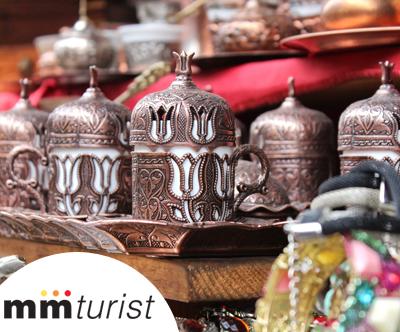 Cudovit 2-dnevni izlet v živahno bosansko prestolnico