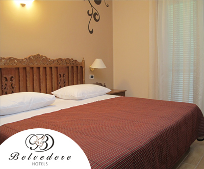 Sprošcen poletni oddih v Vili Hotel Belvedere 3*