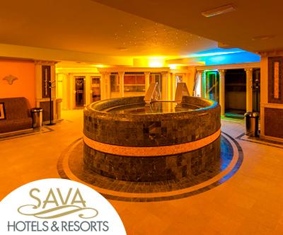 Romanticno savnanje v dvoje v Grand Hotelu Primus ****