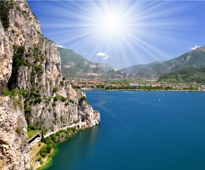 gardsko jezero, izlet