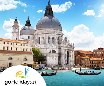 Izlet v Benetke