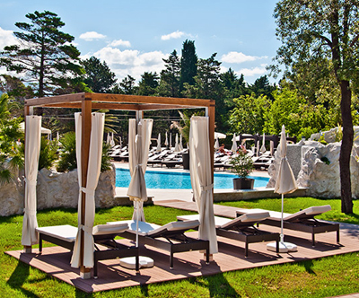 valamar collection imperial hotel, otok rab