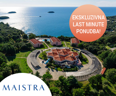 All inclusive oddih v Resortu Funtana 3*