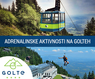 Golte, adrenalin