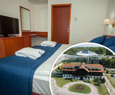 3-dnevni paket s polpenzionom v hotelu Toplice 4*/3*