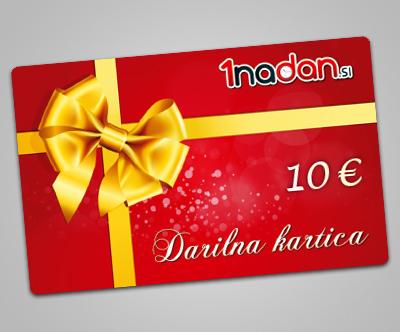 Darilna kartica 1nadan.si