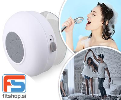 Bluetooth vodoodporni mini zvocnik