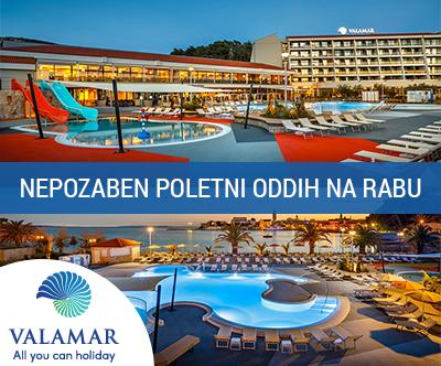 Valamar Padova Hotel, Rab