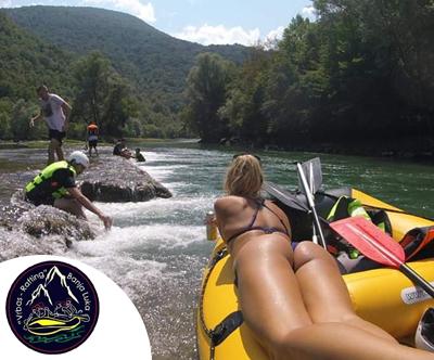 Vrbas Rafting