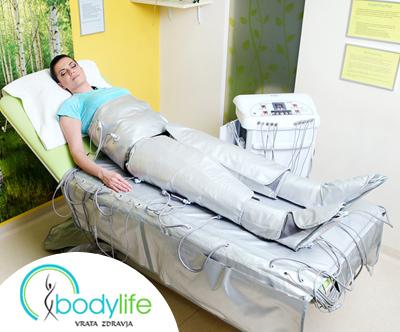 paket preoblikovanja telesa