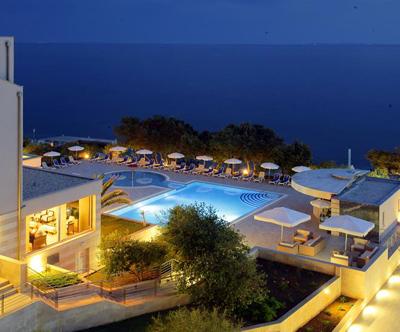 Luksuzni oddih za 2 v La Luna Island Hotelu 4* na Pagu
