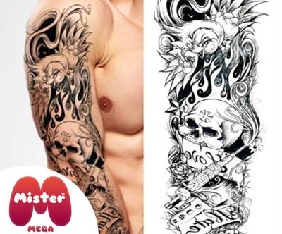 Mega Tattoo nalepke