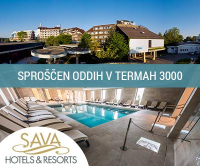 Hotel Termal 4*, Moravci
