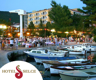 hotel selce