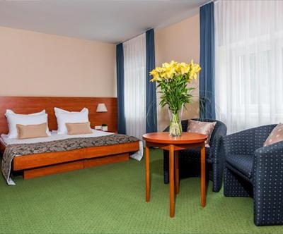Oddih za zdravje v Grand Hotelu Rogaška