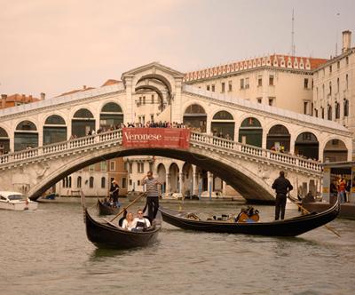 Benetke s katamaranom