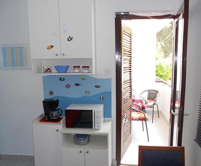 Apartmaji Šolta