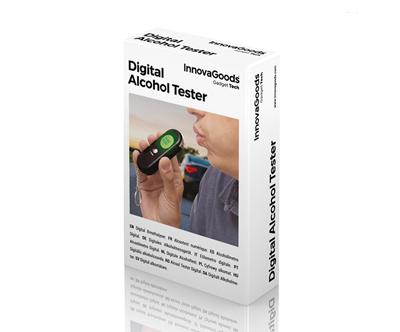 Digitalna naprava za merjenje alkohola InnovaGoods
