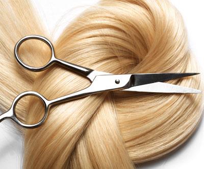 Umivanje, fen frizura ali likanje in nega za ženske