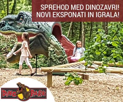 Dino park Bled