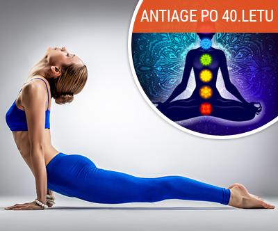 Terapevtska pomlajevalna joga (4x 90 min)