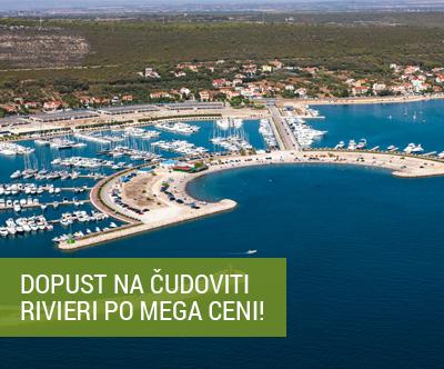 Najem apartmaja Ive i Slave v Dalmaciji!