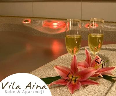 3-dnevno romanticno razvajanje za 2 v Vili Aina 3*