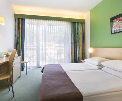 Nepozabno razvajanje v Remisens Hotelu Lucija 3*