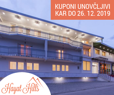 hotel hayat hills sarajevo