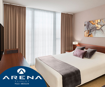 arena hotel holiday, medulin