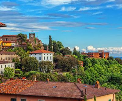 4-dnevni oddih v penzionu Petit Chateau v Toskani