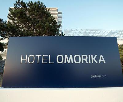 hotel Omorika, Crikvenica