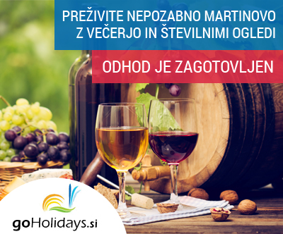 1-dnevni martinov izlet v Prekmurje z goHolidays!