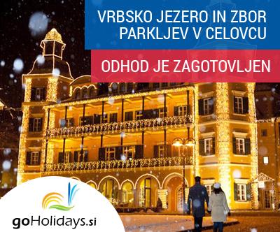 Vrbsko jezero in zbor parkljev v Celovcu z goHolidays!