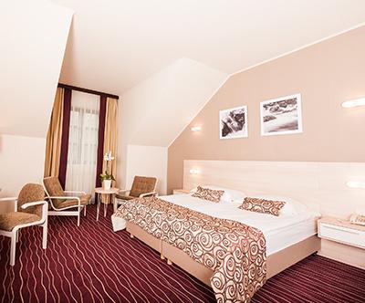 Poletna osvežitev v dvoje v Hotelu Zagreb 4*