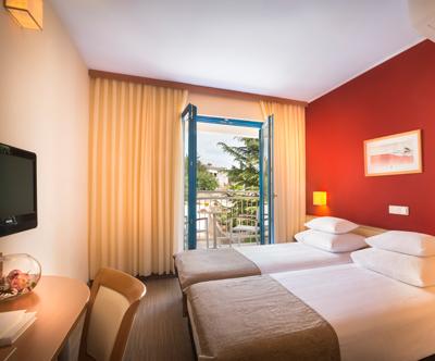 valamar koralj hotel, krk