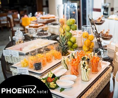Relax & shopping oddih v dvoje v Hotelu Phoenix