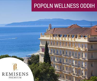 Hotel Palace 4*, Opatija