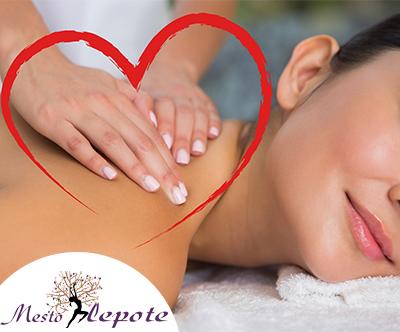 Sprostitvena masaža celega telesa 4v1 v Mestu lepote