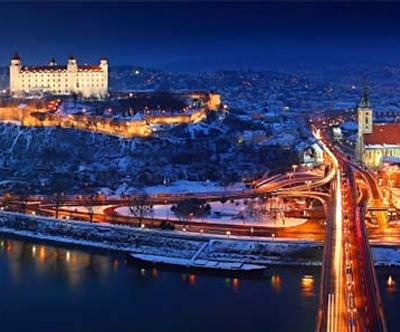 Praznicni cas v Bratislavi in Budimpešti z goHolidays!