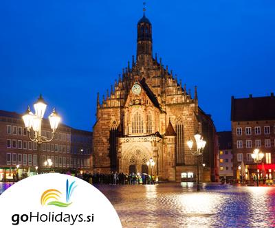 Najlepši nemški adventni sejmi z goHolidays!