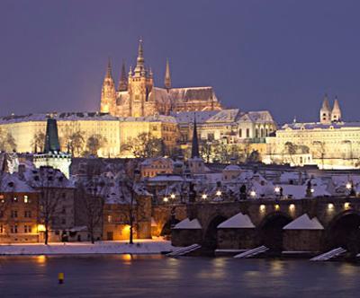 Adventna zlata Praga